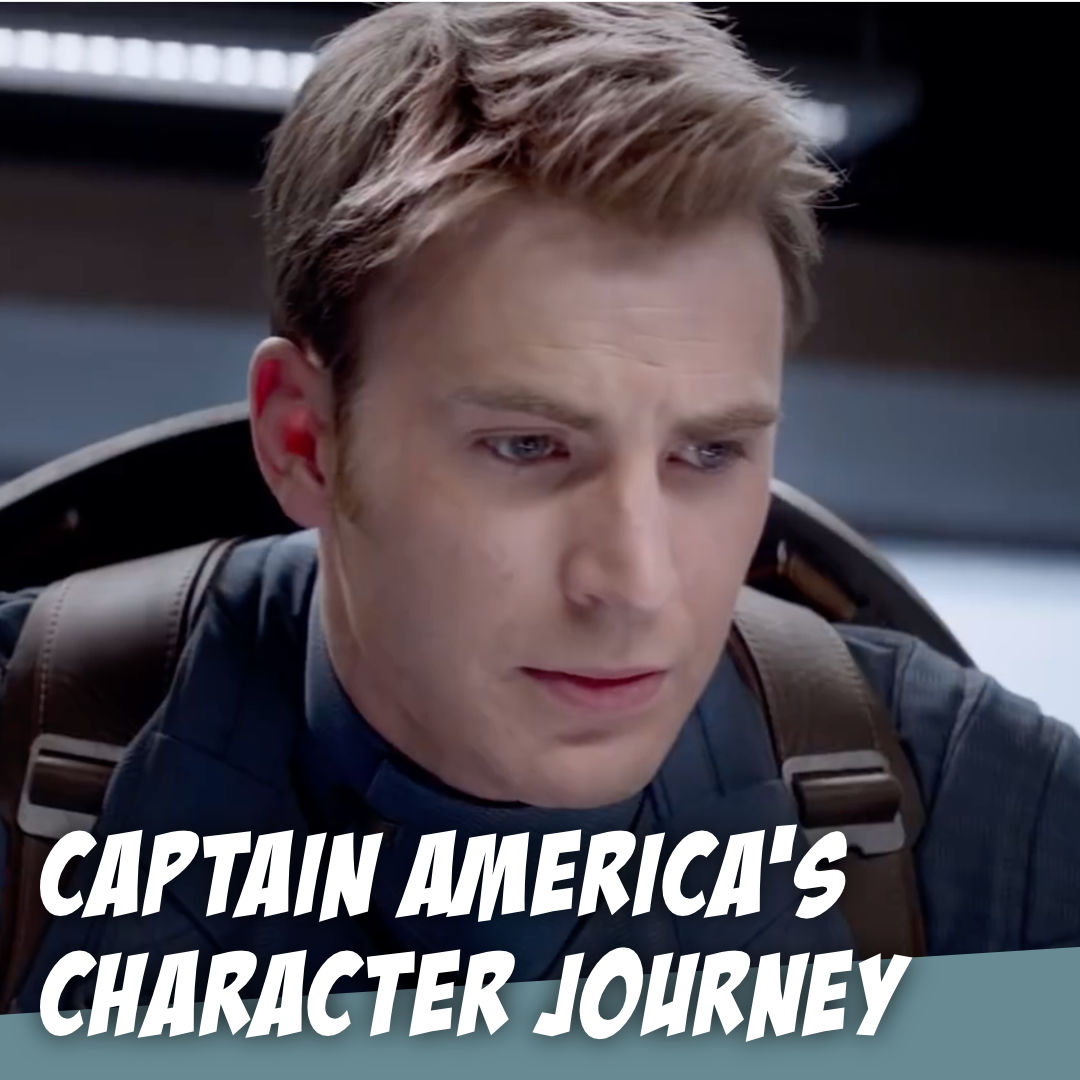 CAPTAIN AMERICA - You Move - The Story Geeks Dig Deeper