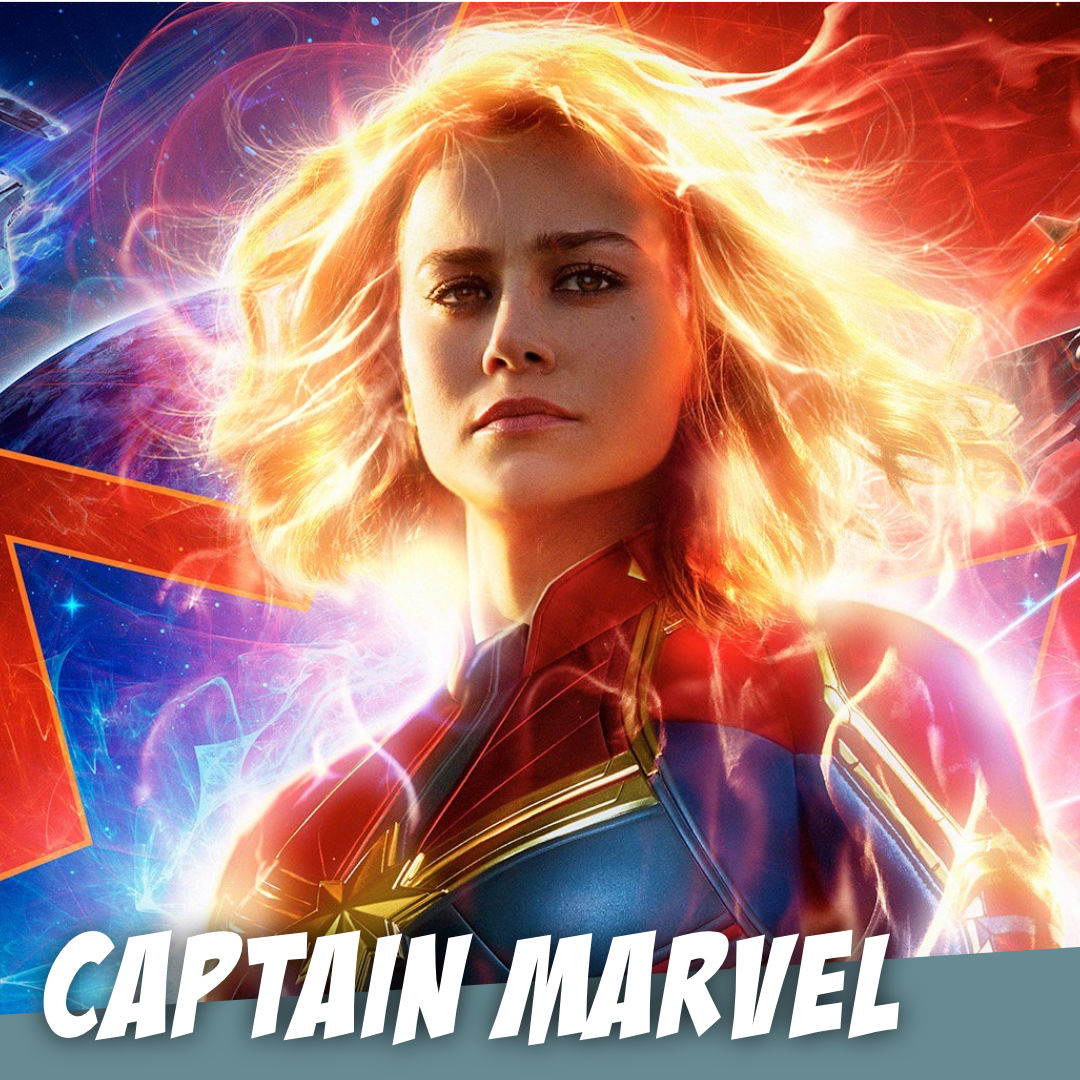Captain Marvel - The Avenger's Most Powerful Hero - With Marie-Claire from What The Force?