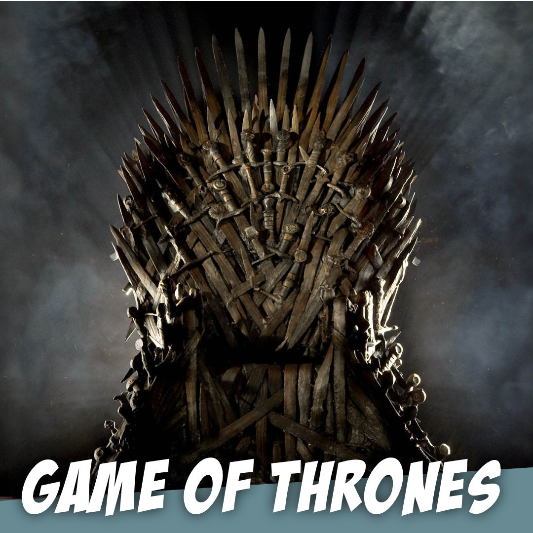 Game of Thrones: How nerds became kings and queens by usurping the Iron Throne.