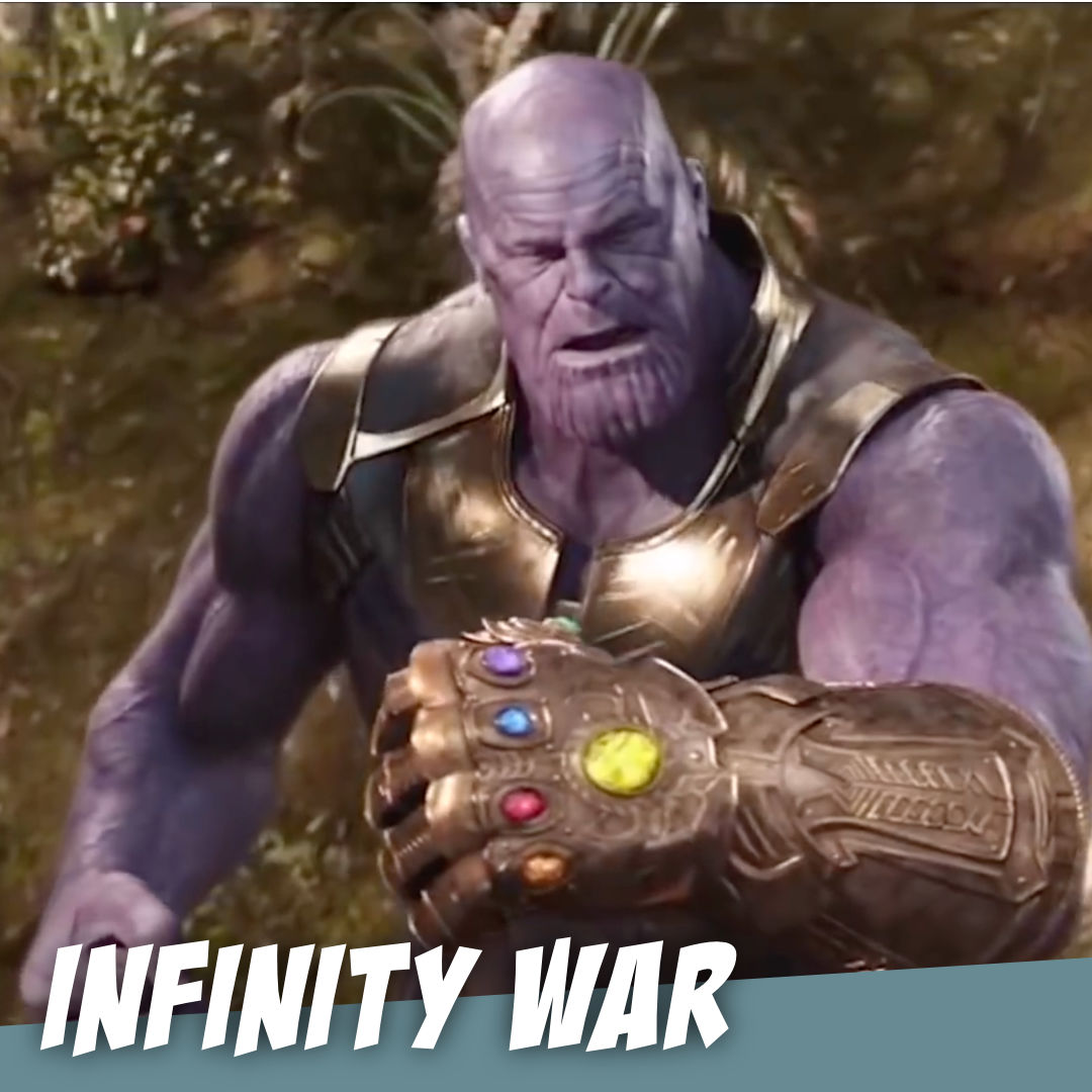 INFINITY WAR with Helen O'Hara from the Empire Podcast - Let's Dig Deeper