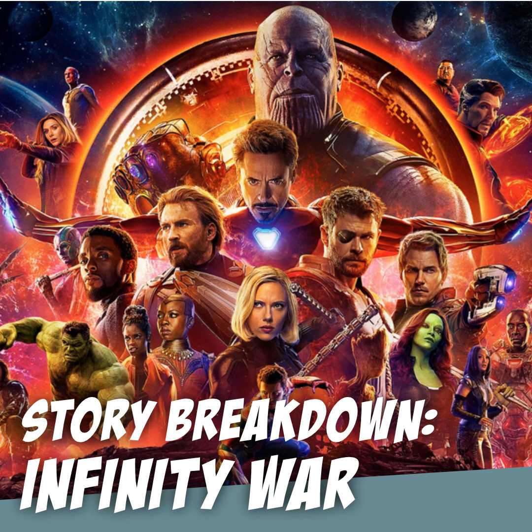 INFINITY WAR - The plot, inflection points, and premise explained - Story Breakdown