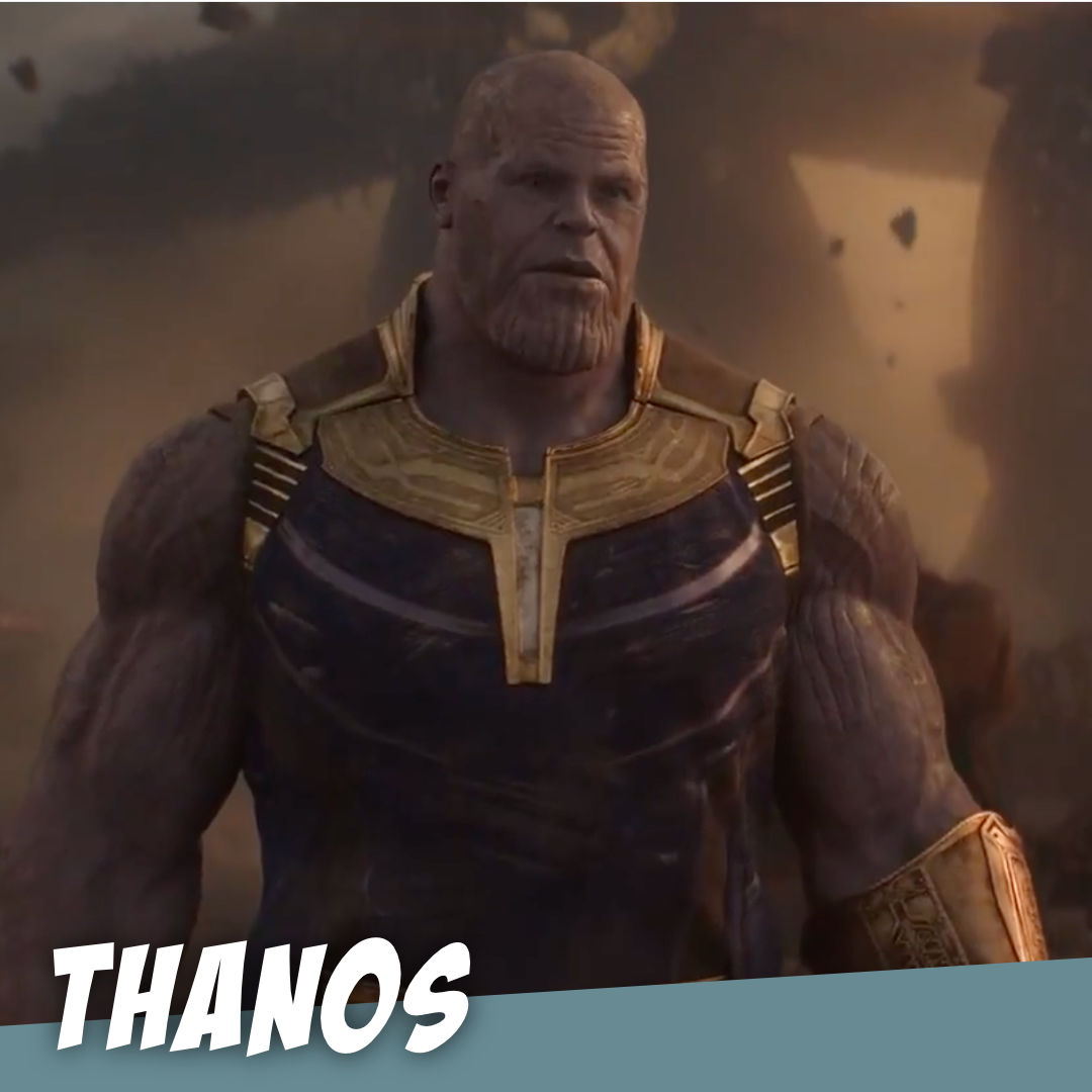 THANOS - A picture of the Old Testament God? - The Story Geeks Dig Deeper