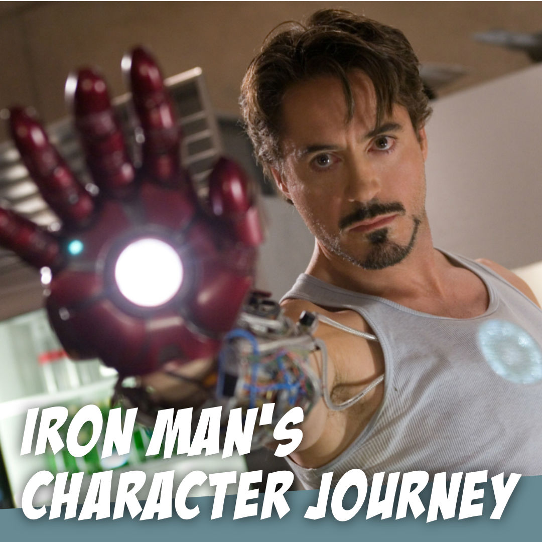 IRON MAN in the MCU - I am your nuclear deterrent - With Helen O'Hara from the Empire Podcast