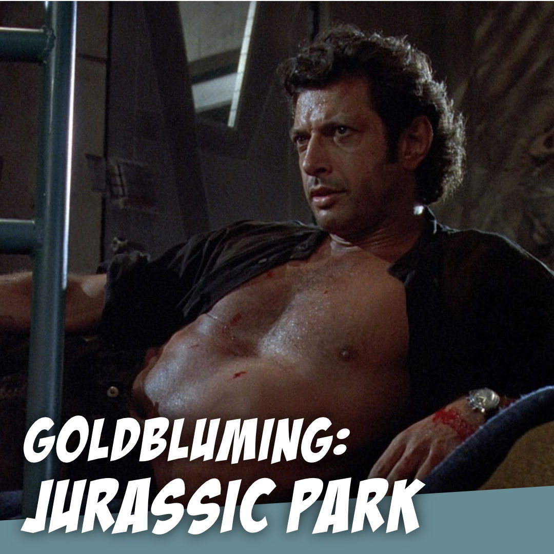 Jurassic Park's DR. IAN MALCOLM - Chaos Theory - GOLDBLUMING with The Story Geeks