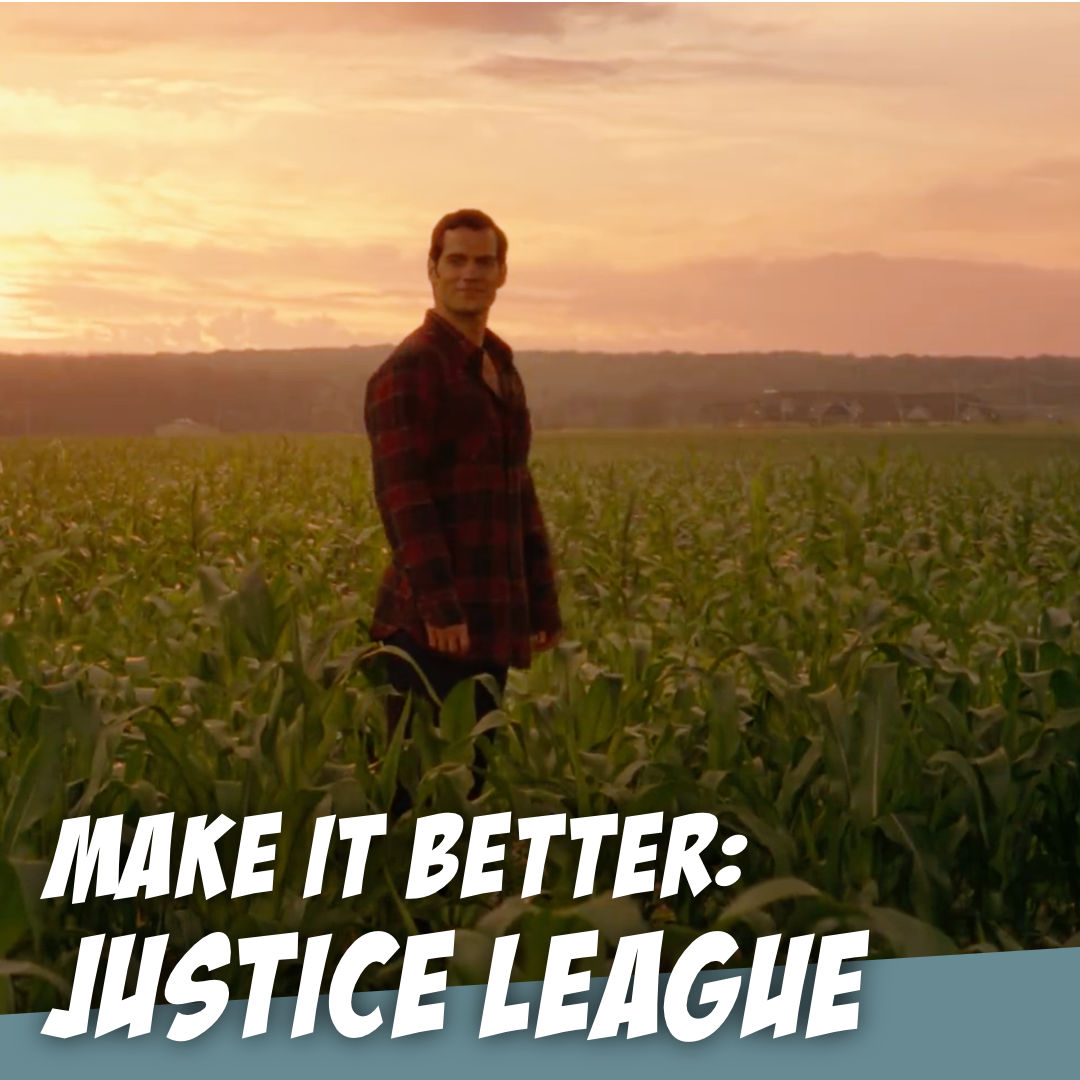 JUSTICE LEAGUE - Steppenwolf? NOPE. - The Story Geeks Make It Better