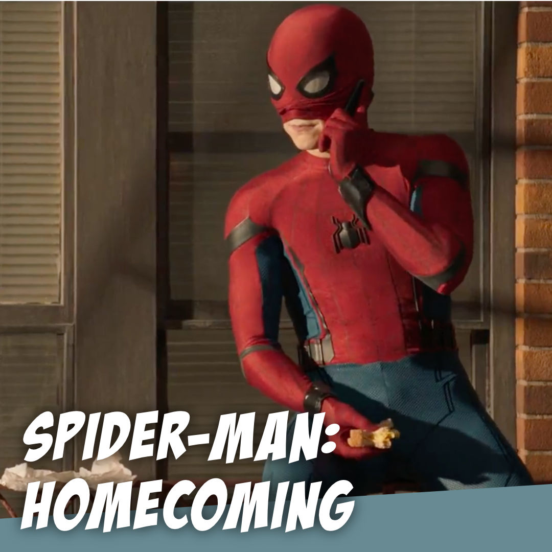 SPIDER-MAN - Why we all love Spidey - The Story Geeks & NerdSync Dig Deeper
