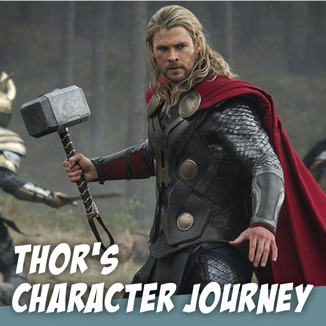 The Evolution of Thor Throughout the MCU… with Helen O'Hara from the Empire Podcast