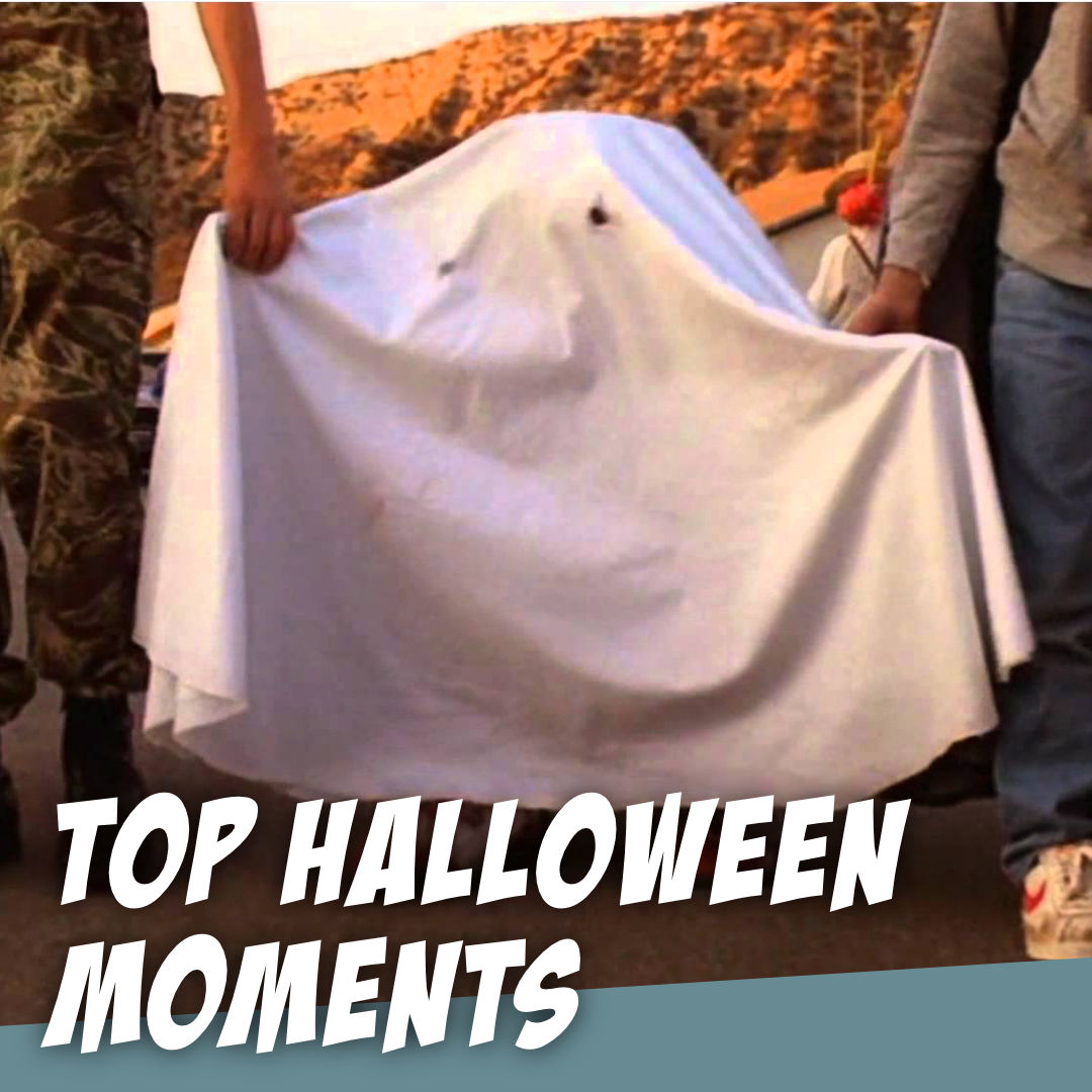 TOP 5 HALLOWEEN MOMENTS in Science Fiction, Fantasy, and Comic Books