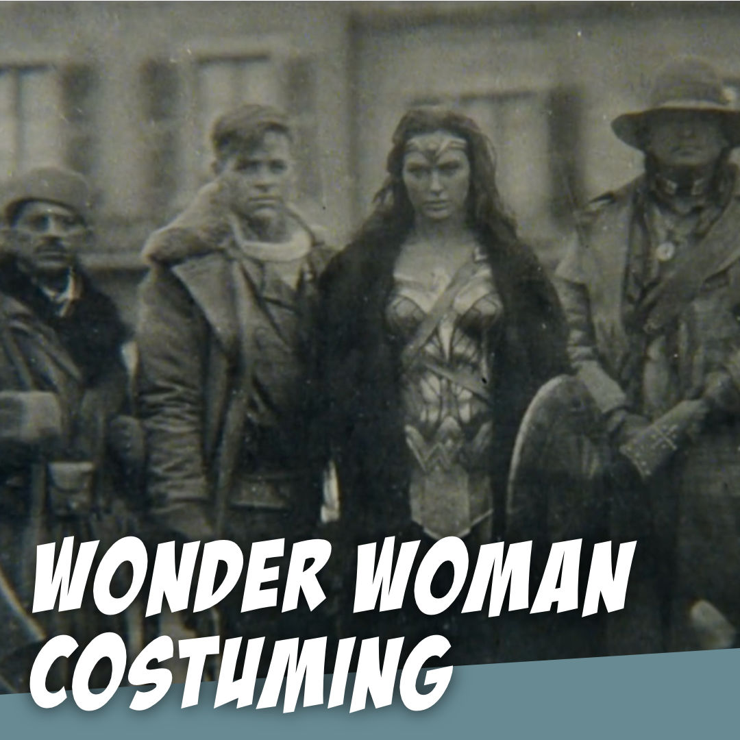 Wonder Woman - COSTUMING, Objectification, WWI, and… Pamela Anderson? - The Story Geeks Dig Deeper