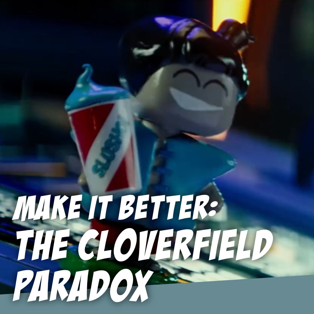 The Cloverfield Paradox - Where Were the Demons? - The Story Geeks Make It Better