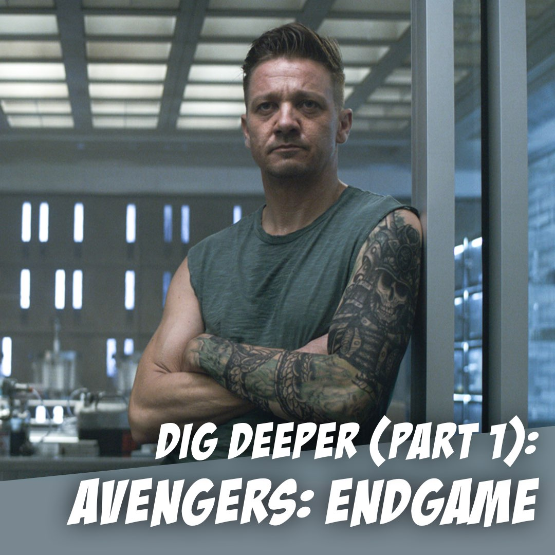MORE Avengers: Endgame! - Hawkeye Is Awesome Now, Time Travel Implications, and Fat Shaming?