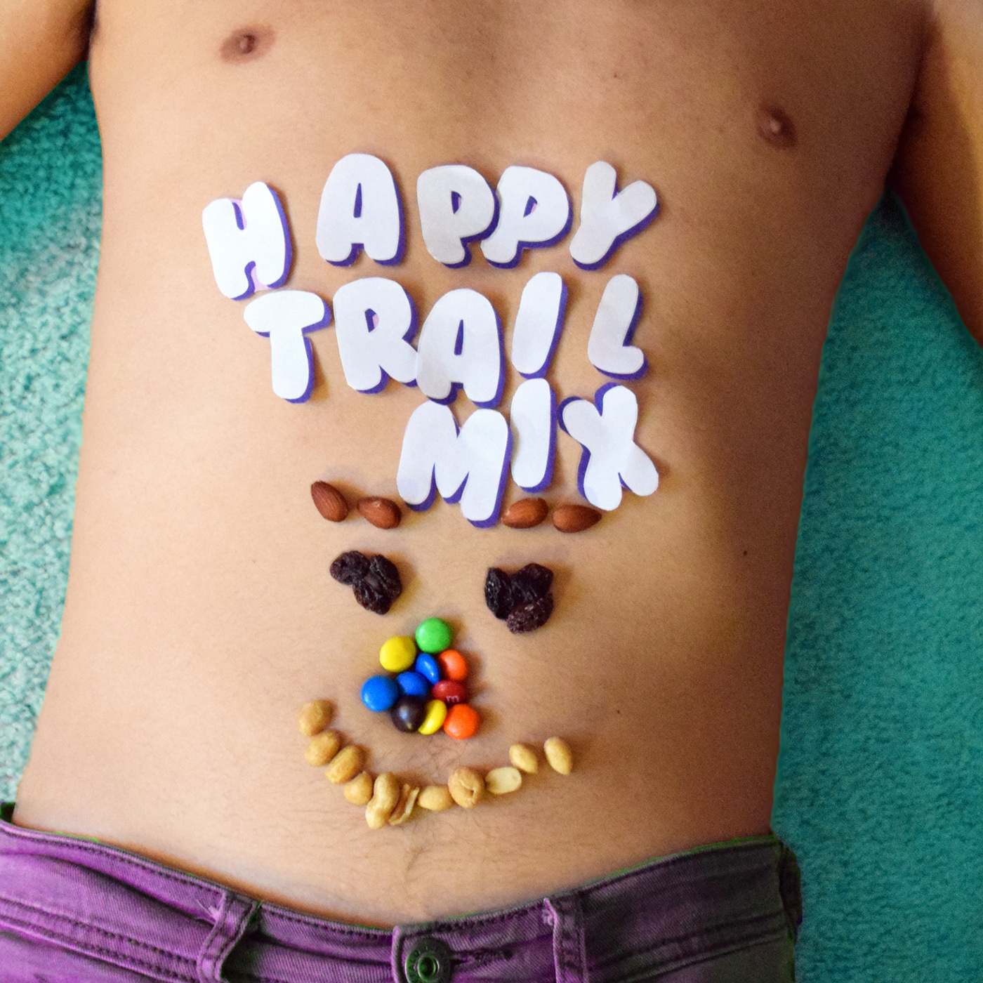 The Finale of Happy Trail Mix