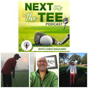 Backspin Golf Host Matthew Laurance, 2 Undr VP of Sales & Marketing Jack Curry, & Class A Teaching Professional Perry French Join Me...