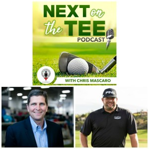 Randy Peitsch, PGA Tour SuperStore VP of Operations & former PGA Tour Pro and now USGA Sr. Director of Player Relations Jason Gore Join Me...