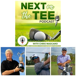 Mark Wiebe, 2013 Sr. Open Champion, Plus Top Instructors Travis Fulton and Tom Patri Help You Save Strokes with Your Short Game on this Edition of Next on the Tee Golf Podcast