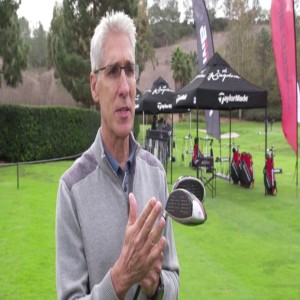 TaylorMade Golf Sr. Vice President of R&D Todd Beach Joins Me...