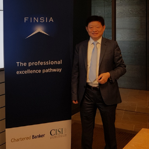 China's potential for huge profits - FINSIA