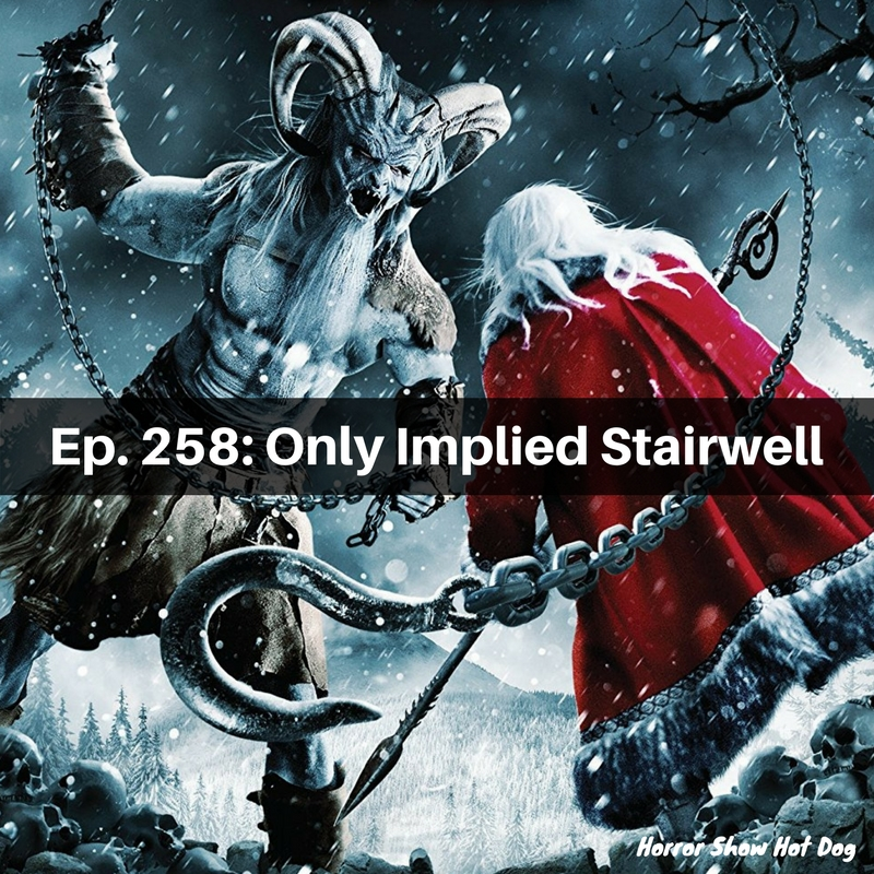 Ep. 258: Only Implied Stairwell