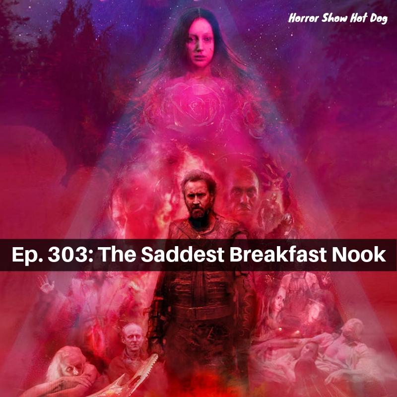 Ep. 303: The Saddest Breakfast Nook