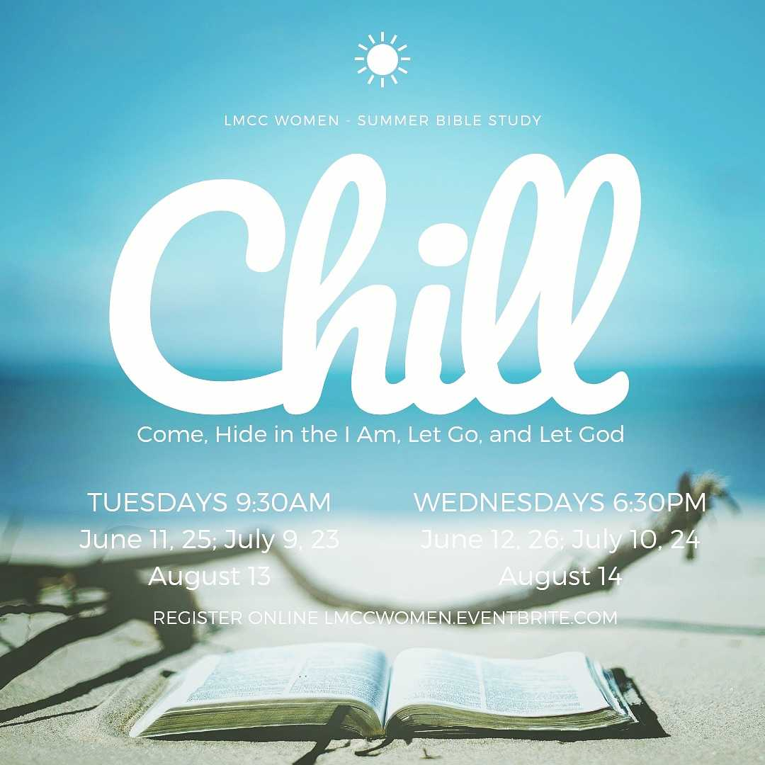 Chill Bible Study: Lesson 1/Day 5