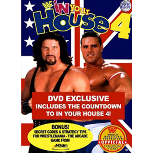 WWF In Your House IV (w/Ryan Gilbert)