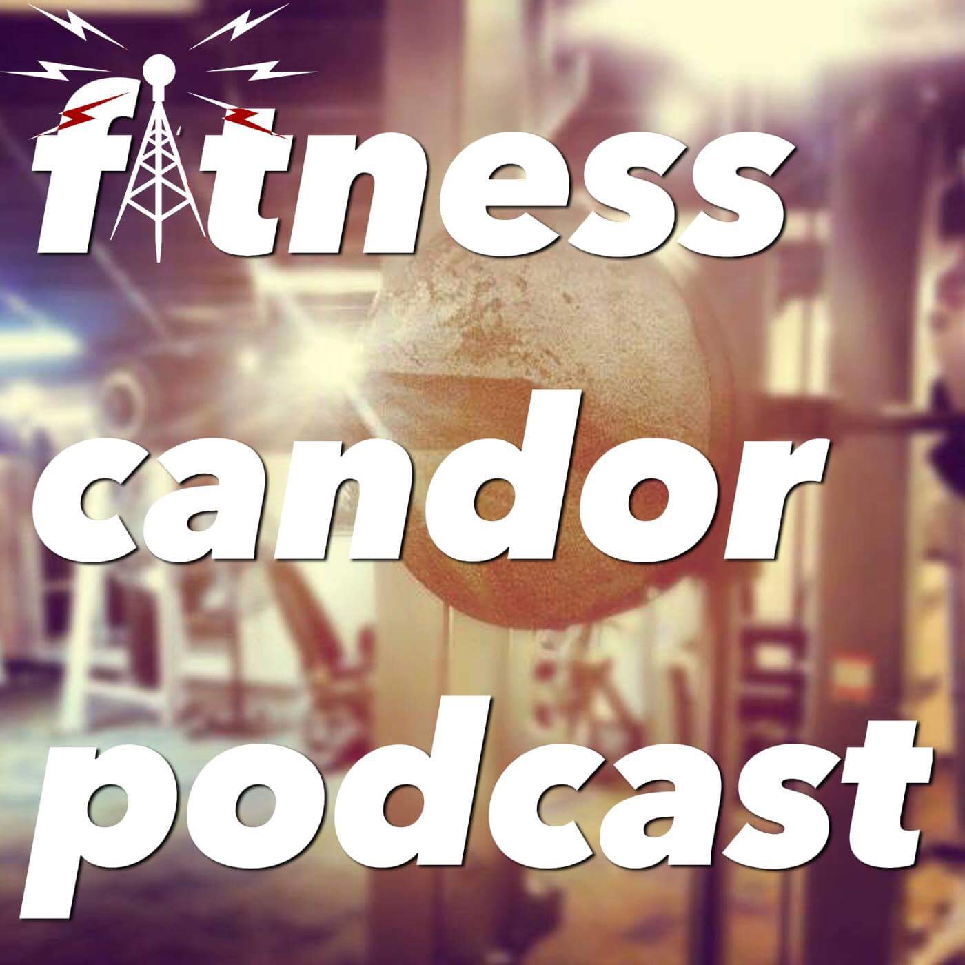 Fitness Candor Podcast episode 048 Steve Barrick - Blue in the face, paralysis by analysis and spending time under the bar.