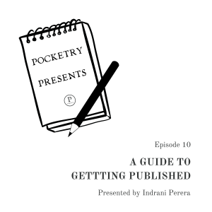 Episode 10: A Guide To Getting Published