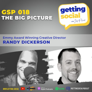 GSP 018: The Big Picture - With Randy Dickerson