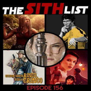 Episode 156 -Once Upon a Time Review, Episode IX, New Gods, TWD, Strangers Things 3 and more