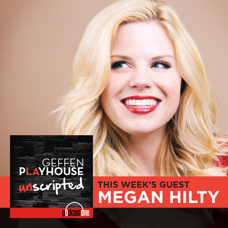 Preview of Megan Hilty interview on Geffen Playhouse UNSCRIPTED