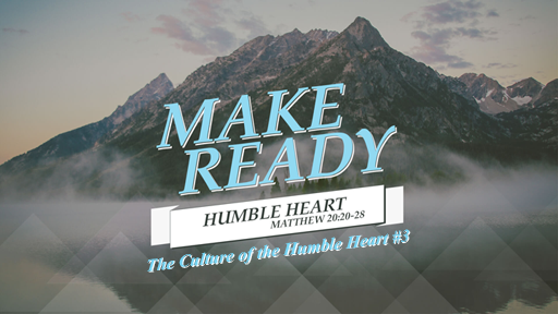 "Pastor Kevin Hill speaks on ""The Culture of the Humble Heart ~ Kingdom Culture #3!"""