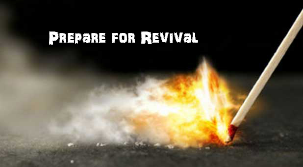 Dr. Henry Falany - Prepare for Revival
