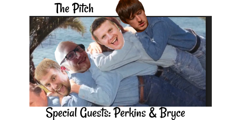 Episode 26: Perkins and Bryce Interview