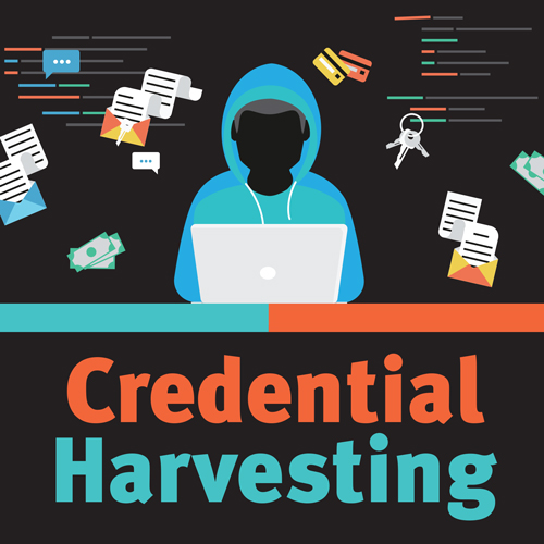 Information Security - Credential Harvesting