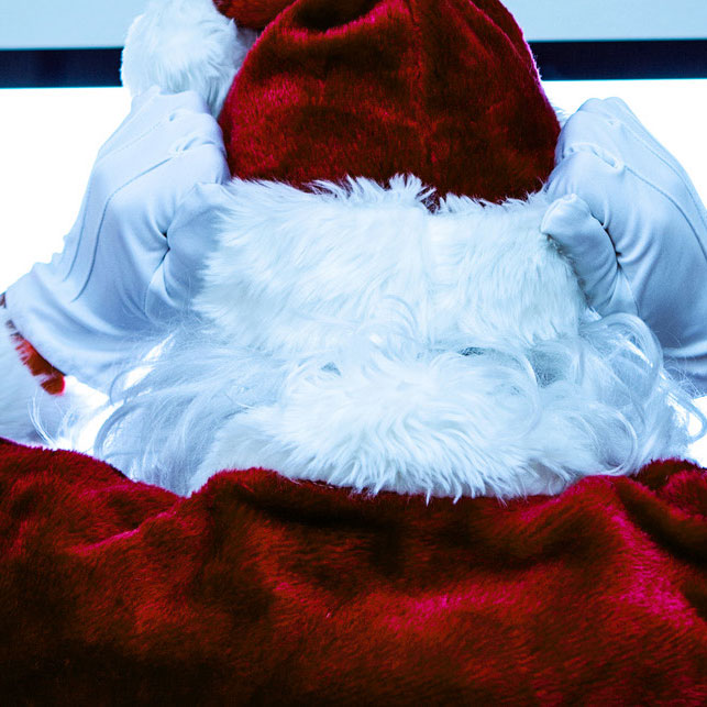 Santa's Cyber Security Story