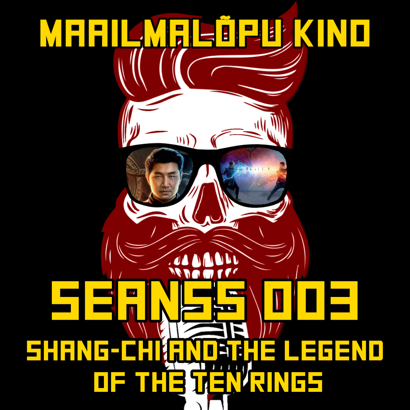 SEANSS 003: Shang-Chi and the Legend of the Ten Rings
