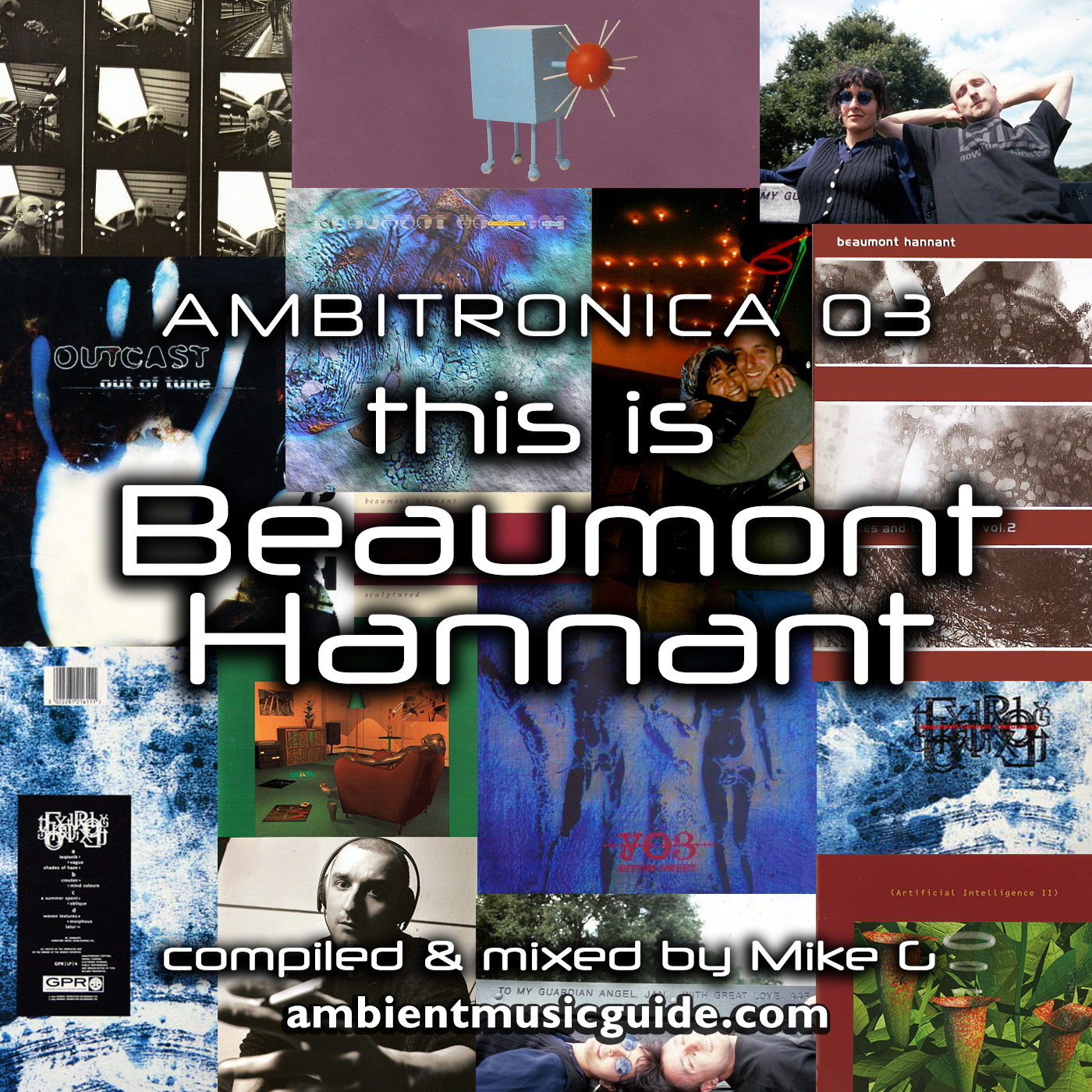 Ambitronica 03 This Is Beaumont Hannant compiled & mixed by Mike G