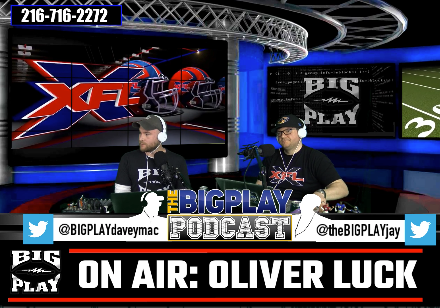 We chat XFL w/ CEO and Commissioner Oliver Luck, and MLB w/ Reds legend Chris Sabo!