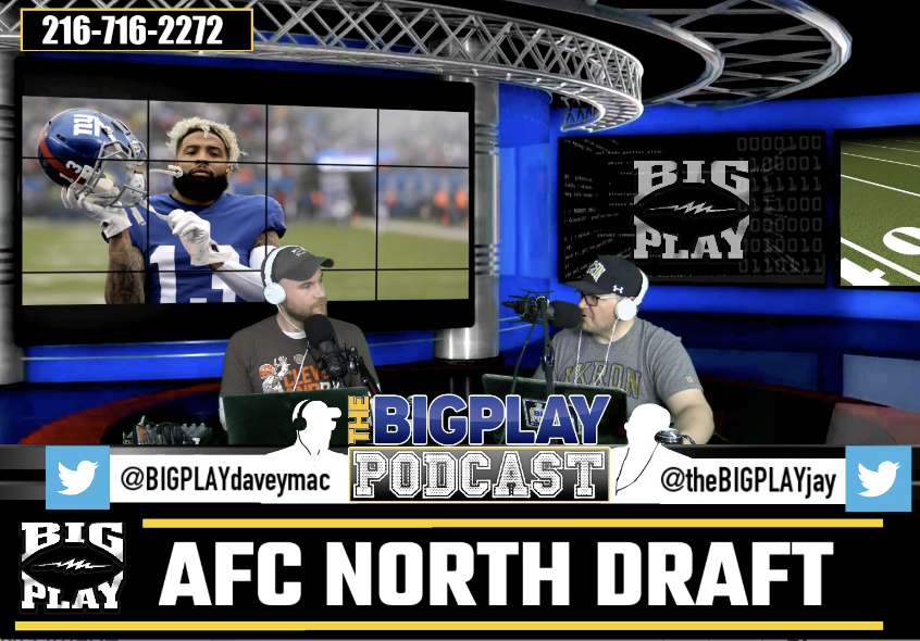 AFC North preview PRE-DRAFT, and