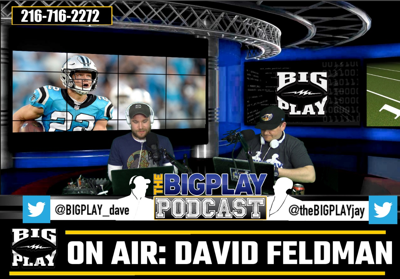 NFC South preview! NBA Playoffs and Lakers Drama with Kory Waldron, and Bare-Knuckle Fighting Champion CEO David Feldman!