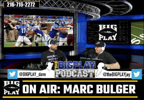 The BIGPLAY Podcast welcomes in NFL Great and Rams QB legend Marc Bulger, and Best selling author John Willkom!