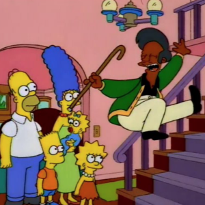 Ep63 Homer And Apu, When You Dish Upon A Star & The Serfsons (Guests: BT & Jordan)