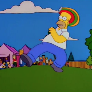 Ep101 Homerpalooza, That '90s Show & Fears Of A Clown (Guests: Hottest 100s & 1000s)