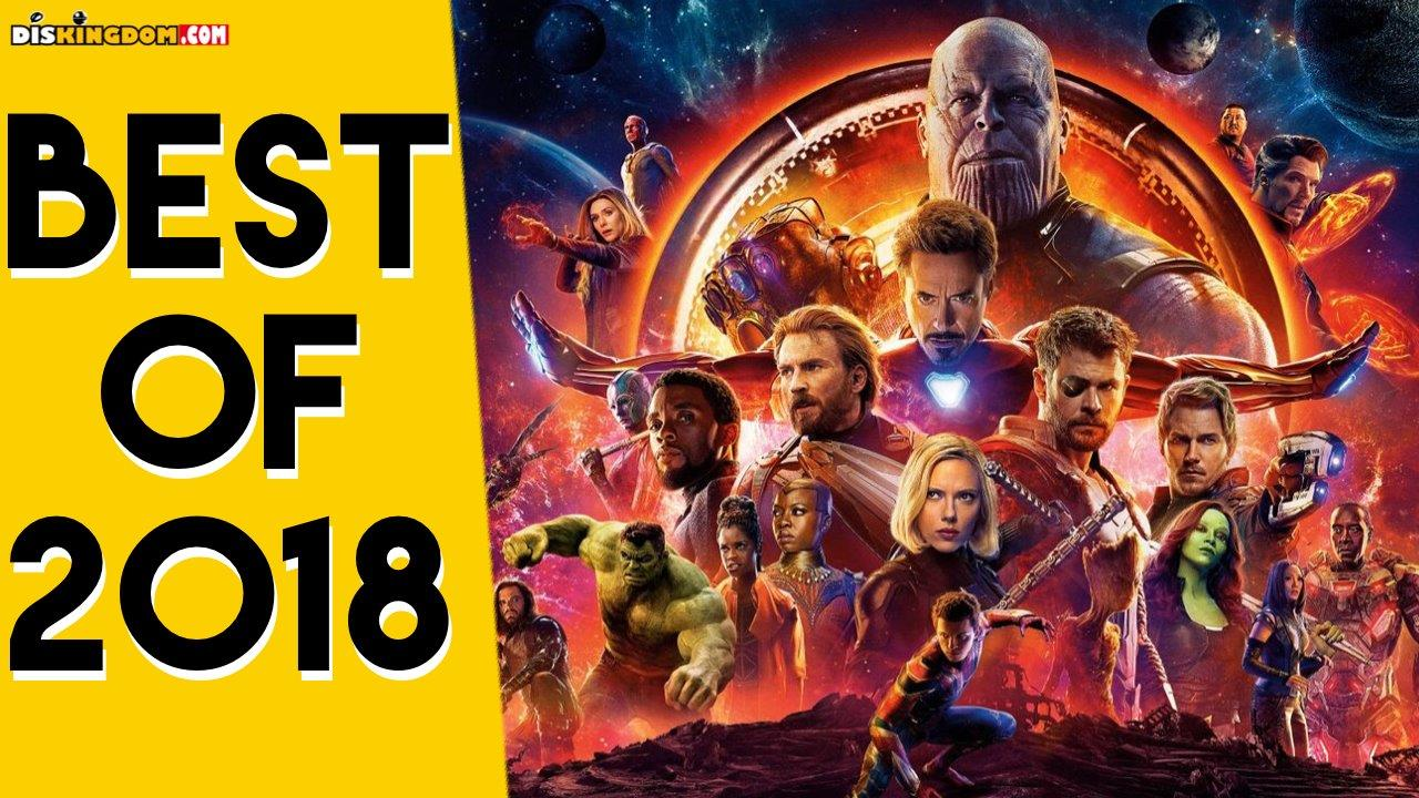 Our Best Disney Moments Of 2018
