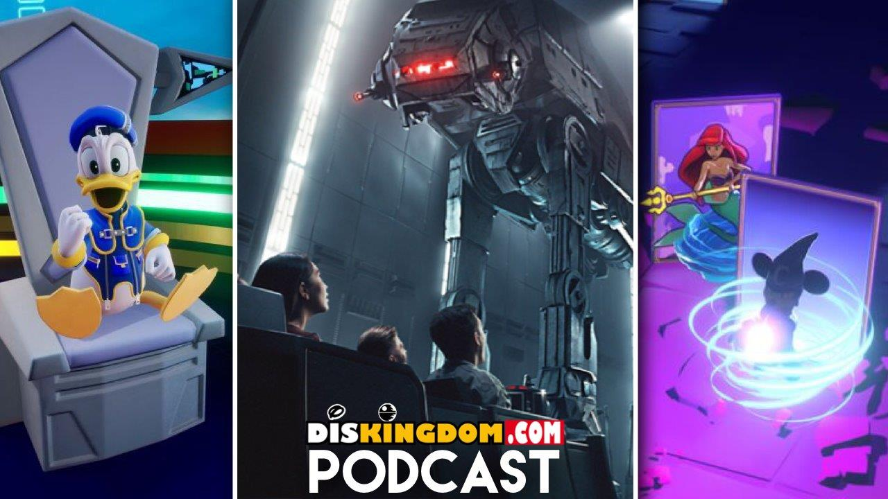 Star Wars Galaxy's Edge Merchandise + Kingdom Hearts VR Review + Sorcerer's Arena Revealed