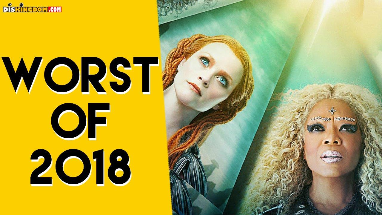 Our Worst Disney Moments Of 2018