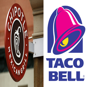 FLR 031:  Mexican Standoff - Chipotle vs. Taco Bell