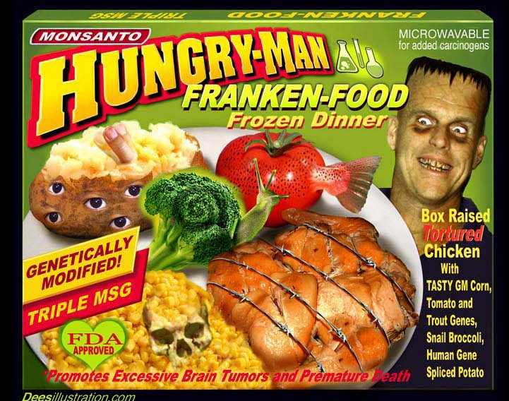 FLR 034:  On Frankenfoods, Hormone Imposters, Popcorn Lung, and FDA Embarrassments