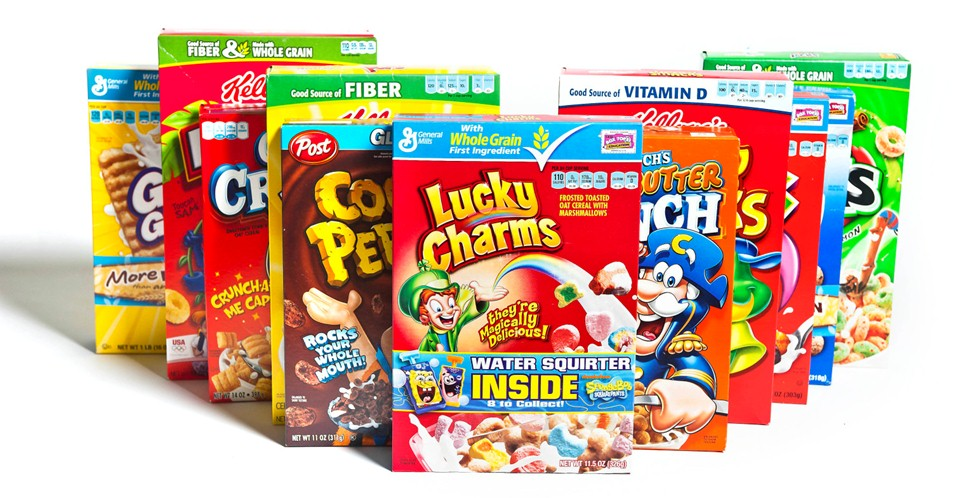 FLR 036:  Are Kid's Cereals Just Cookies in Disguise?