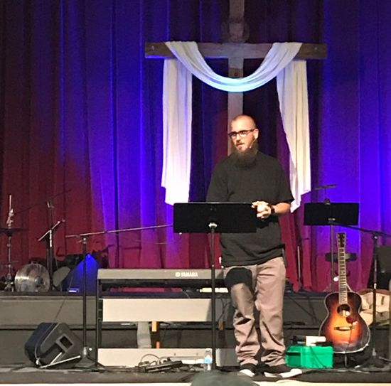 CALLED to be the BODY of CHRIST- SAVED TO SERVE w/JOSH HAMMES